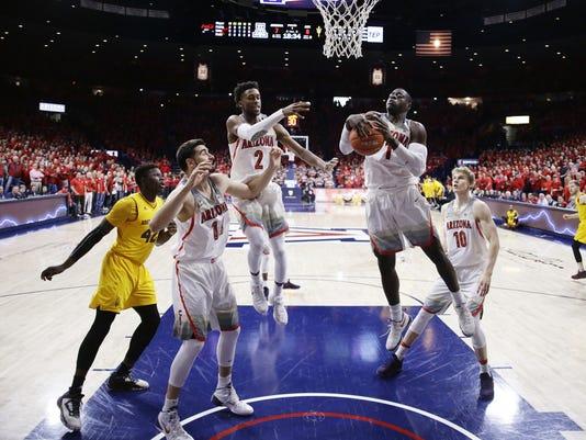 ASU vs Arizona 2017