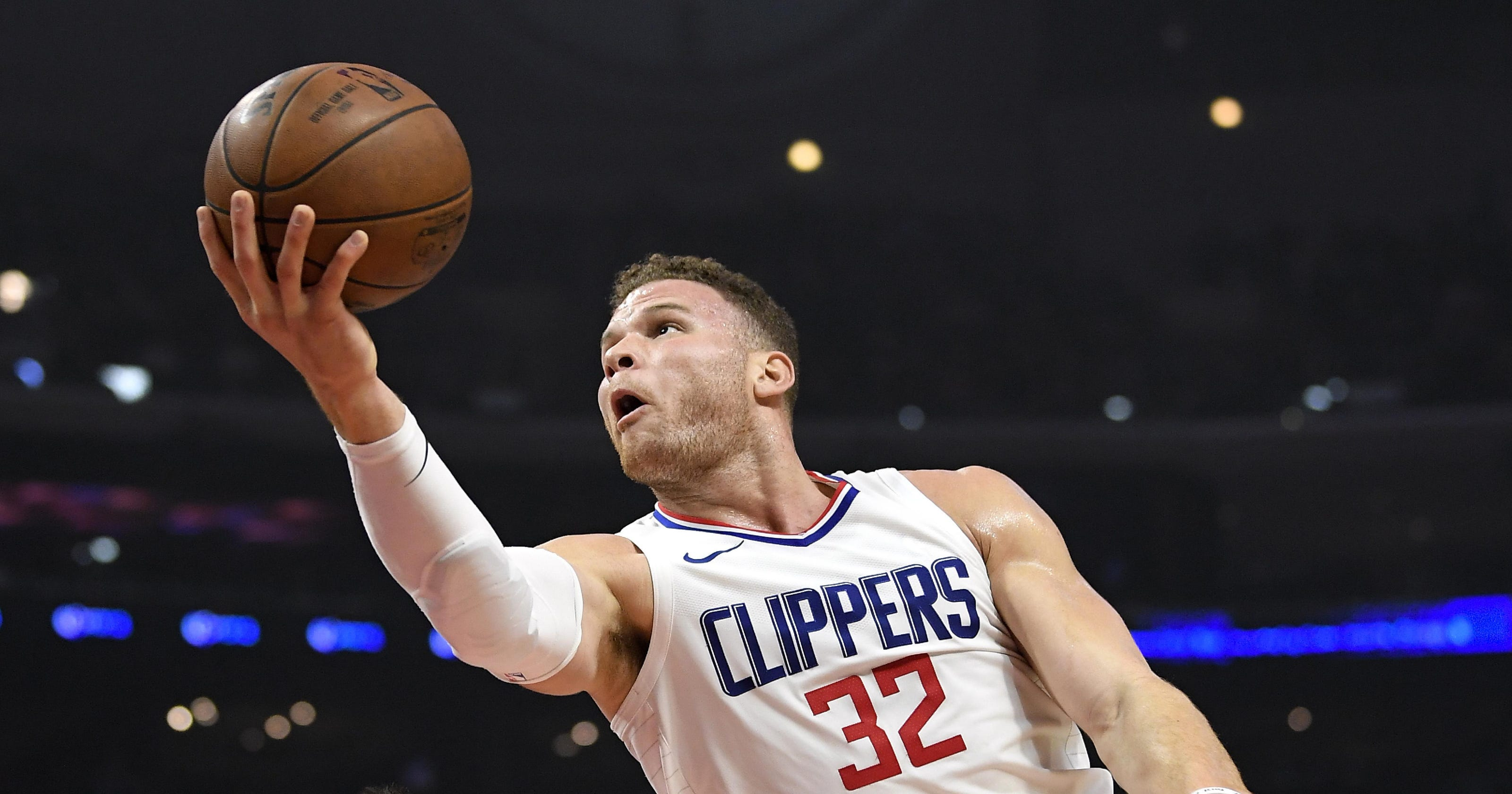 Blake Griffin ready for  next chapter  with Pistons dd303dd178c
