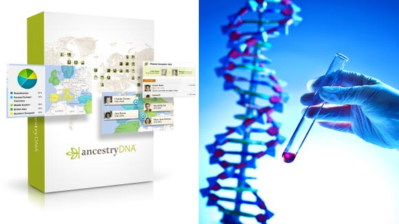 Celebrity Fashion: The most popular DNA test kit is back on sale