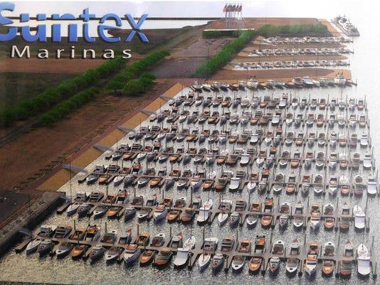 Liberty State Park marina proposal