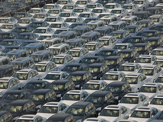 JapaneseVehicle makers Reduce Car Production