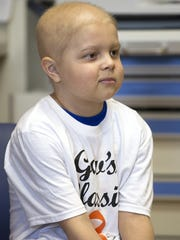 Brody Stephens battled leukemia and was, his parents note, 2-0 against the disease. He died after a viral complication.