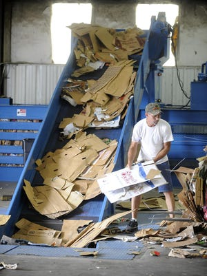Baxter Recycling will temporarily cease operations in response to the COVID-19 outbreak.