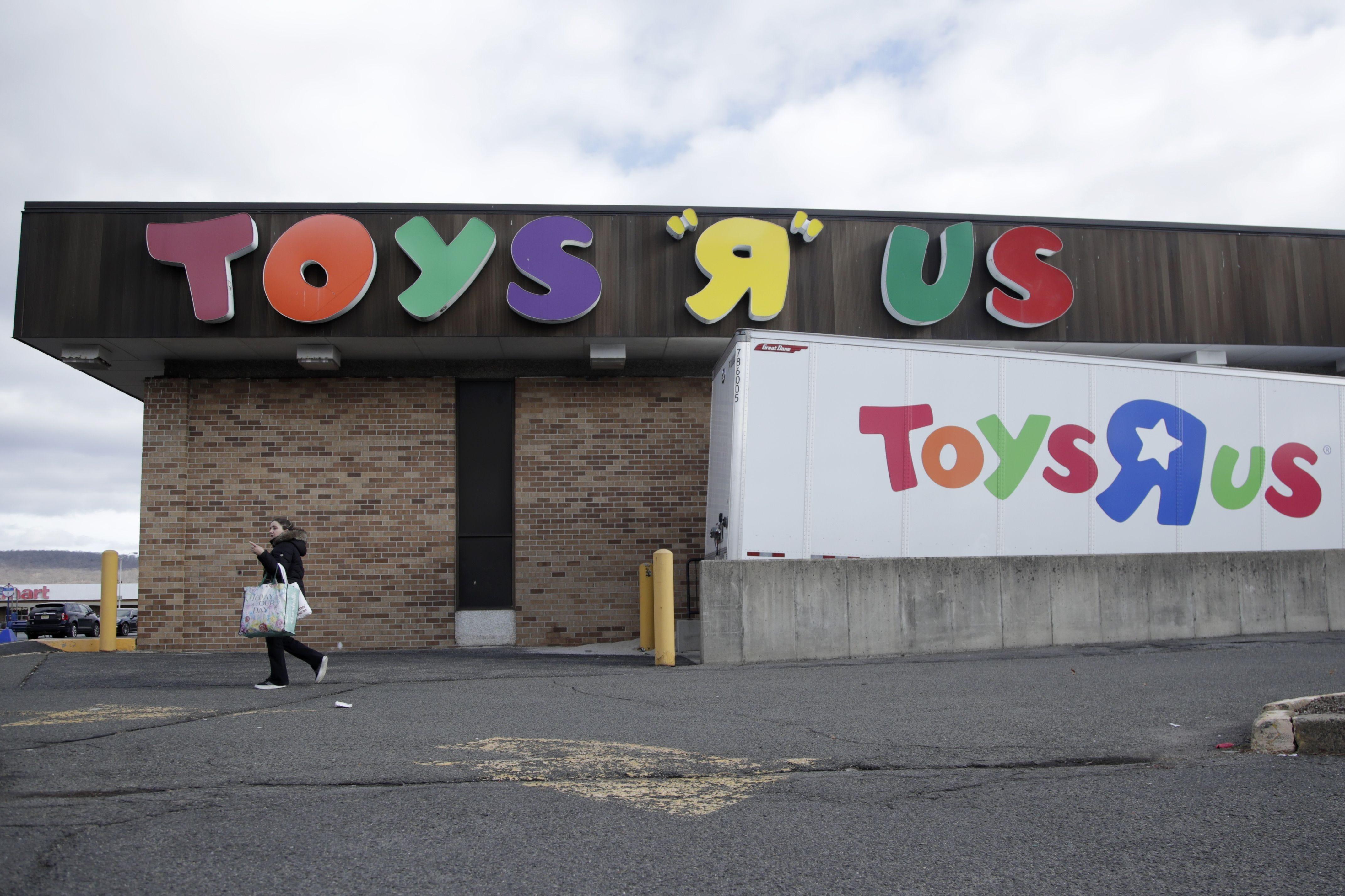 Toys R Uw