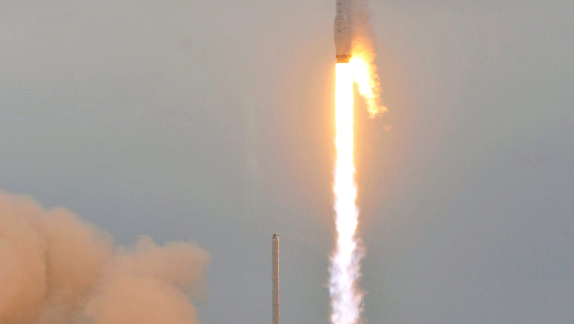 spacex launch today - photo #21