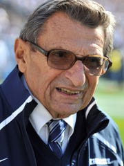 With the restored victories, Penn State's Joe Paterno