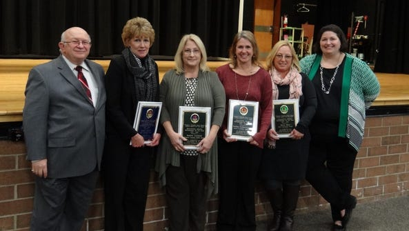 Pittsgrove Township School District 2015-16 Educational