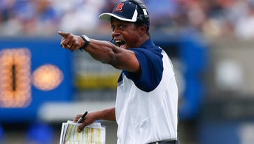 Vineland High School graduate Lee Hull, seen here coaching Morgan State University last season, was named the Indianapolis Colts' wide receivers coach on Tuesday.