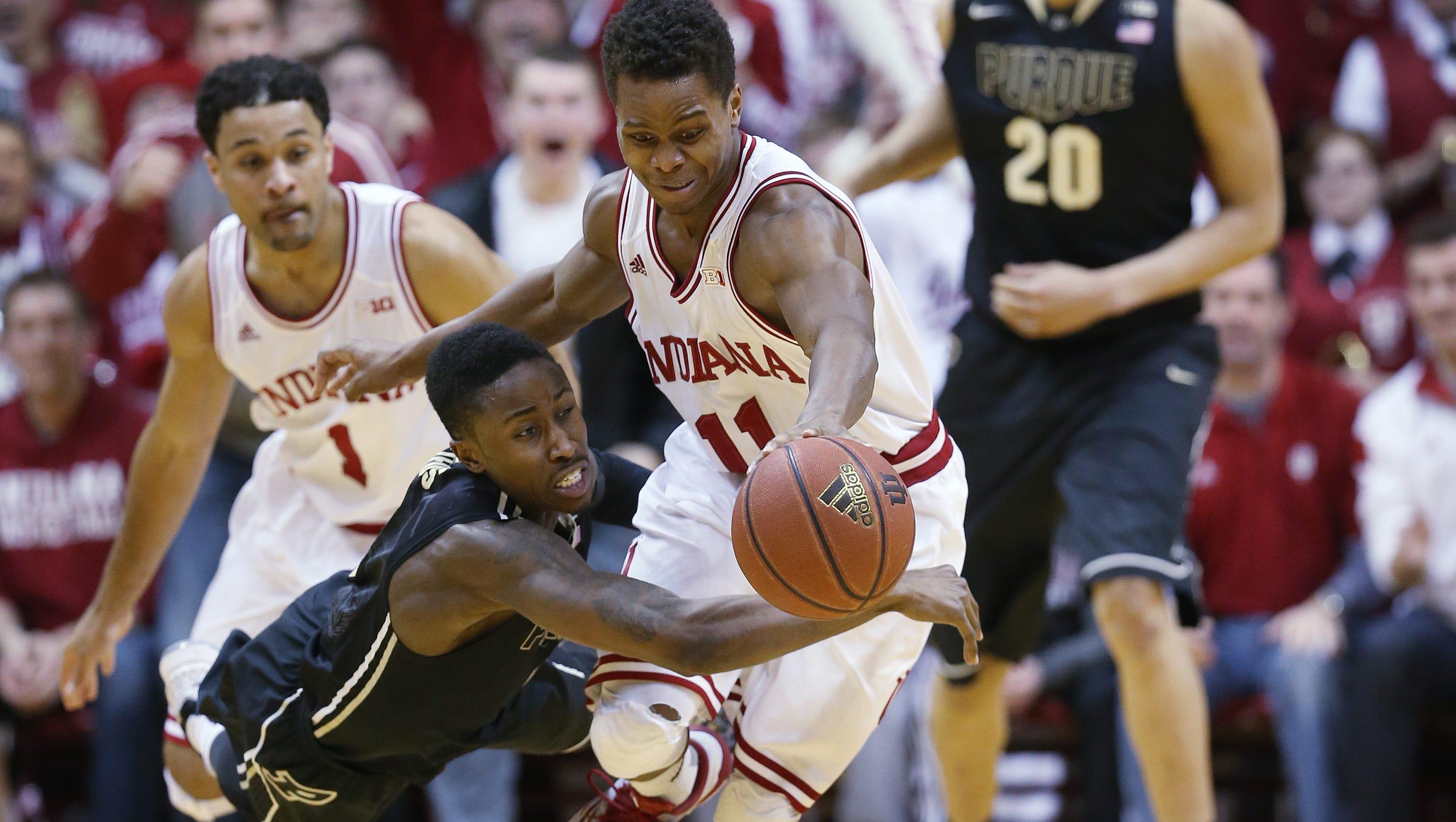 Gallery   Indiana vs. Purdue basketball