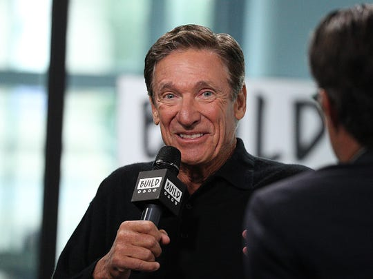 "NEW YORK, NY - SEPTEMBER 19:  Maury Povich discusses ""Maury"" at Build Studio on September 19, 2017 in New York City.  (Photo by Rob Kim/Getty Images)"