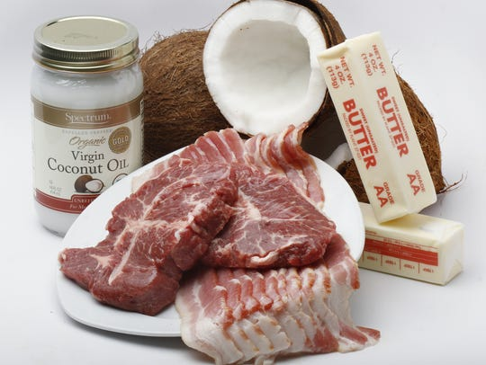 The Ketogenic diet includes high fat foods such as