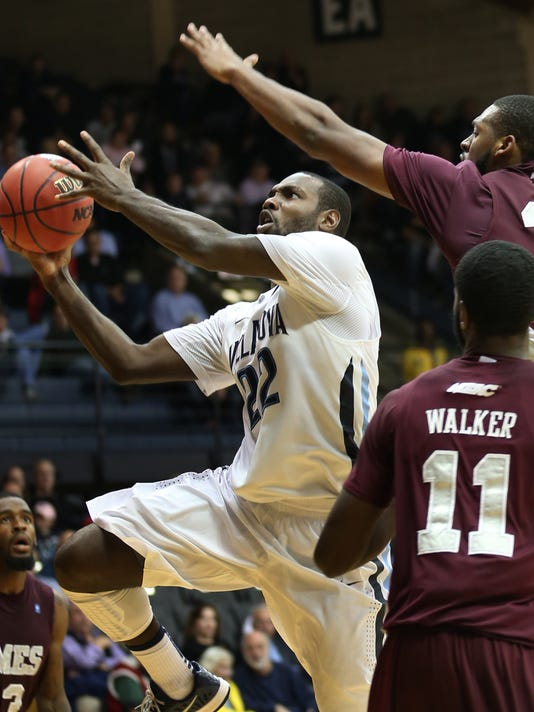 Maryland Eastern Shore Villanova Basketball