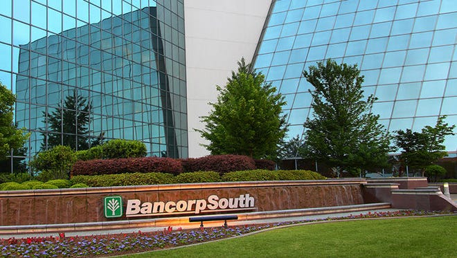 Undated image shows BancorpSouth facility