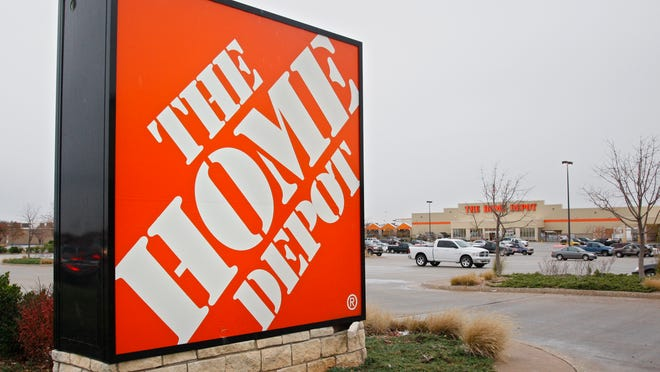 The 1,500 Home Depot stores like this one in Edmond, Okla., are coping with a erious seccurity breach affecting credit card customers.