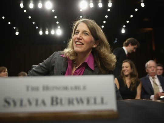 Sylvia Burwell