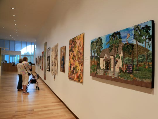 There are dozens of art museums and galleries throughout