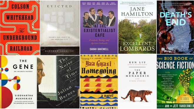 """Jim Higgins' top ten books of 2016 includes """"Evicted,"""" a closeup view of poverty in Milwaukee."""