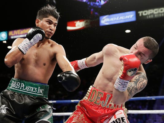Mikey Garcia fight