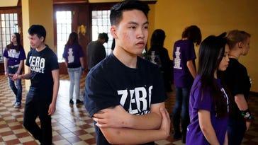 Zero Tolerance troupe has teens teaching teens