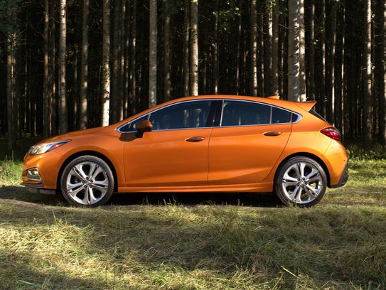 2017 Chevrolet Cruze Hatch