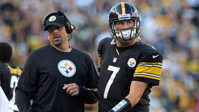 The Steelers offense clicked in 2014 once coordinator Todd Haley and QB Ben Roethlisberger shifted to a no-huddle attack.