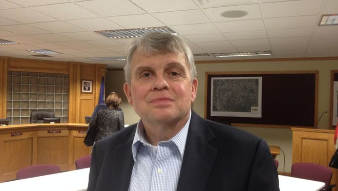 Pleasant Hill City Manager Don Sandor
