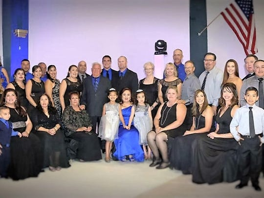 On Aug. 20, 2016, surrounded by family and friends, Ivonne and Michael Cacy celebrated their 25th wedding anniversary. The happy couple were married in 1991 in San Antonio, Texas, while stationed there in the U.S. Air Force. Mr. Cacy, the son of Bobby (deceased) and Barbara Cacy, of Alamogordo, is a 1986 graduate of Alamogordo High School.  Mrs. Cacy, the daughter of Pedro and Elvira Urueta of Alamogordo, is a 1988 graduate. The Cacy's pride and joy is their son, Jonathan Michael, who is attending Arizona State University. The family home is in Arizona.