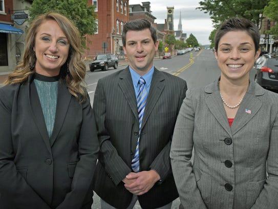 Waynesboro Magisterial District Justice candidates