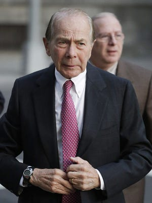 Maurice Greenberg, former CEO of AIG, last year.