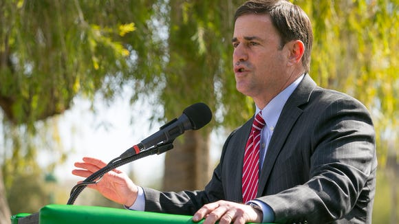 Gov. Doug Ducey will travel to Southern California to attend a conference hosted by a Koch umbrella group.