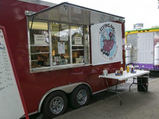 Food Trucks Murfreesboro