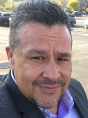 Alfonso Espinoza, human resources director at FullBeauty Brands' call center in West El Paso.