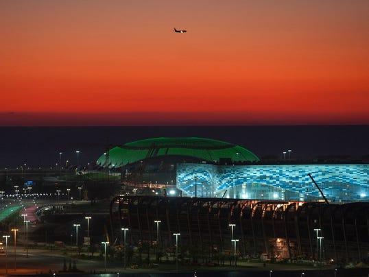 AP Russia Travel Trip Sochi