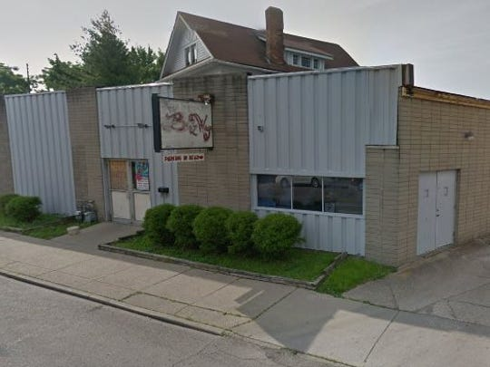 This is a Google image from 2013 of the Breezeway Bar in Middletown. Police say a man bought the vacant bar to use as a front for heroin trafficking.