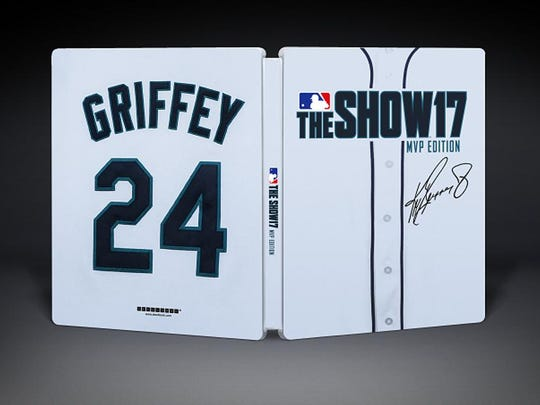 MLB The Show 17 MVP Edition