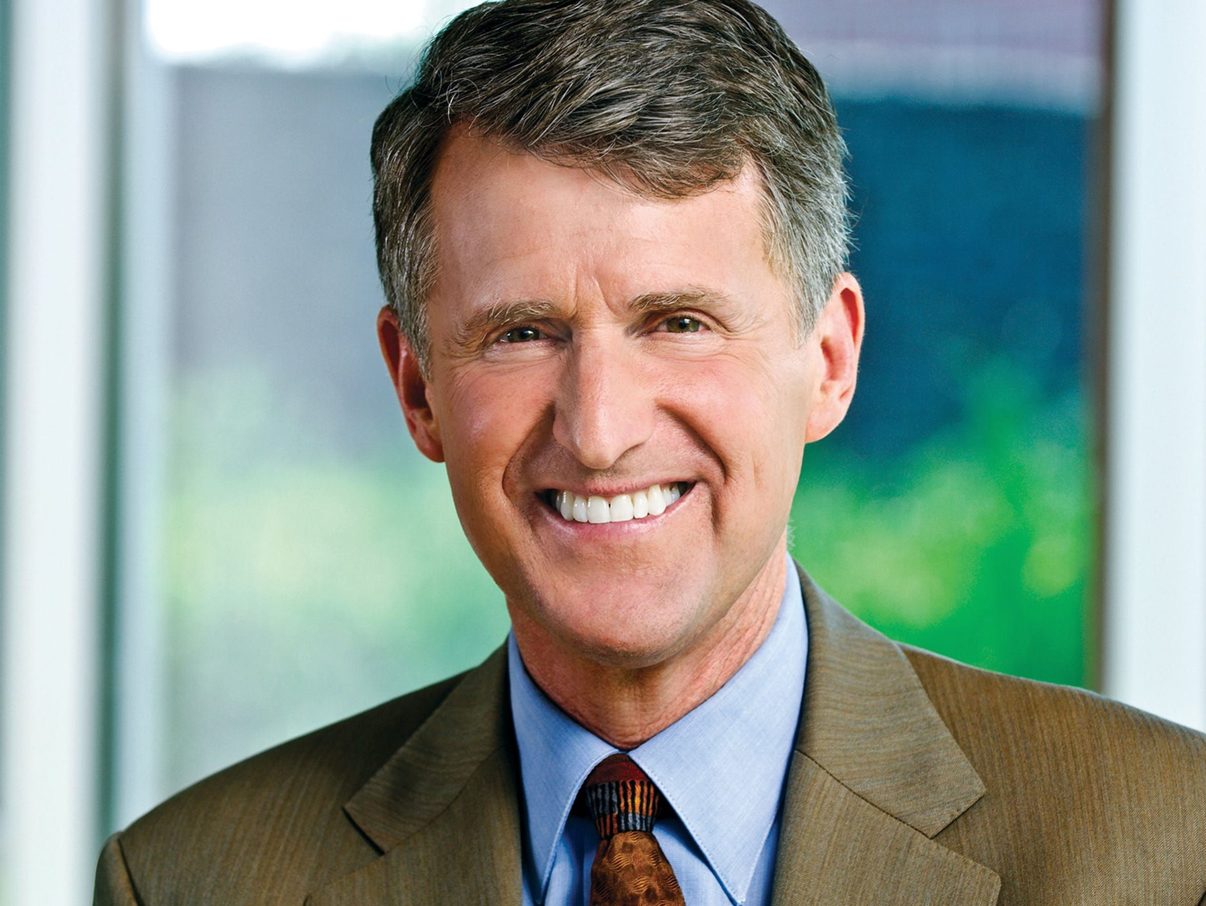 Rip Rapson, president and CEO of The Kresge Foundation.