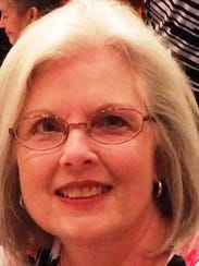 Sheri Shutton won honorable mention in the Wichita Falls Poetry Society's April contest.