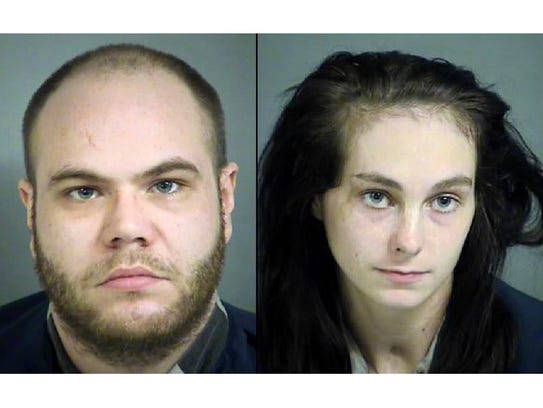 Brad Fields and Candice Diaz have been charged with