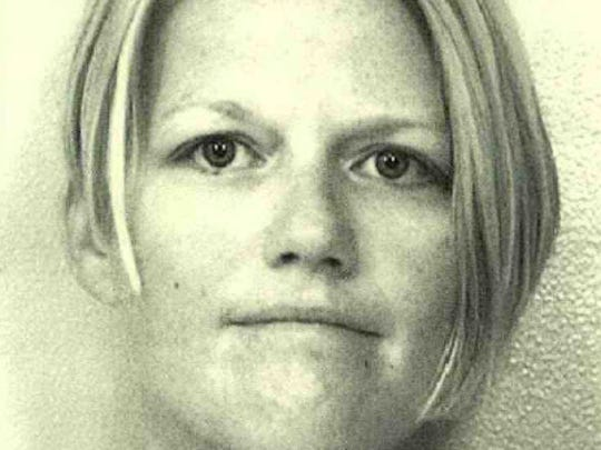 This Oct. 22, 2012 photo provided by the California Department of Corrections and Rehabilitation shows Stephanie Feliz.  Feliz, 34, was serving a sentence of more than 11 years for crimes including theft, forgery and burglary, when she died March 6, 2015 in California Institution for Women in San Bernardino County. Feliz, whose death was ruled a suicide, is one of four women to kill themselves at this facility in the last 18 months.( California Department of Corrections and Rehabilitation via AP)