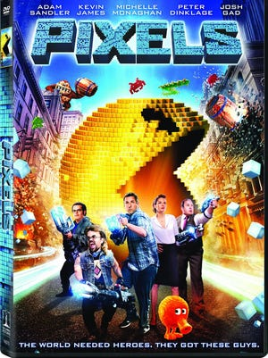 'Pixels' is fun for fans of classic arcade games.