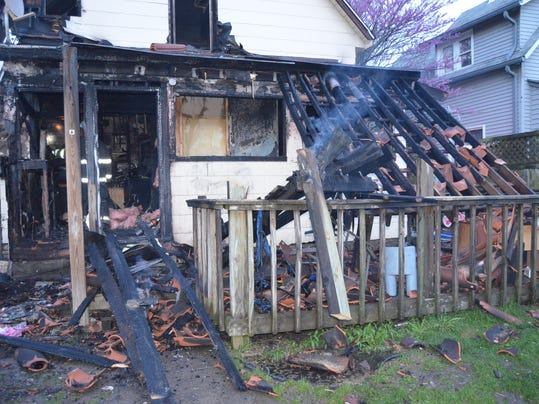 INI Family displaced by fire