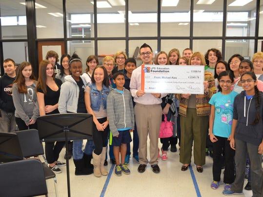 1 LIV LPS Foundation grants