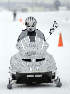 Snowmobilers need a three-year registration and a trail permit.