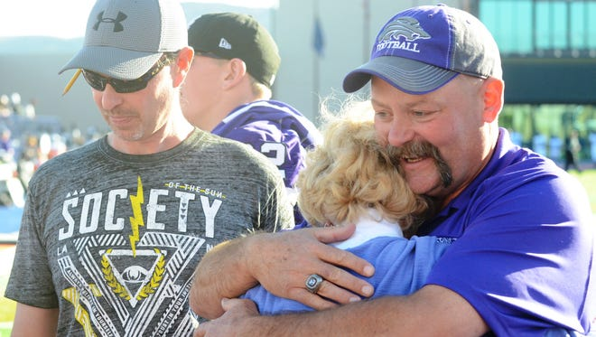 Cody Neville has stepped down as Yerington football coach