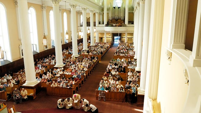 Roman Catholicism is Vermont's dominant religion, claiming 118,000 members as of spring 2017.