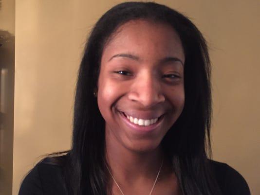 2015 Rush-Henrietta girls basketball Dana Watts