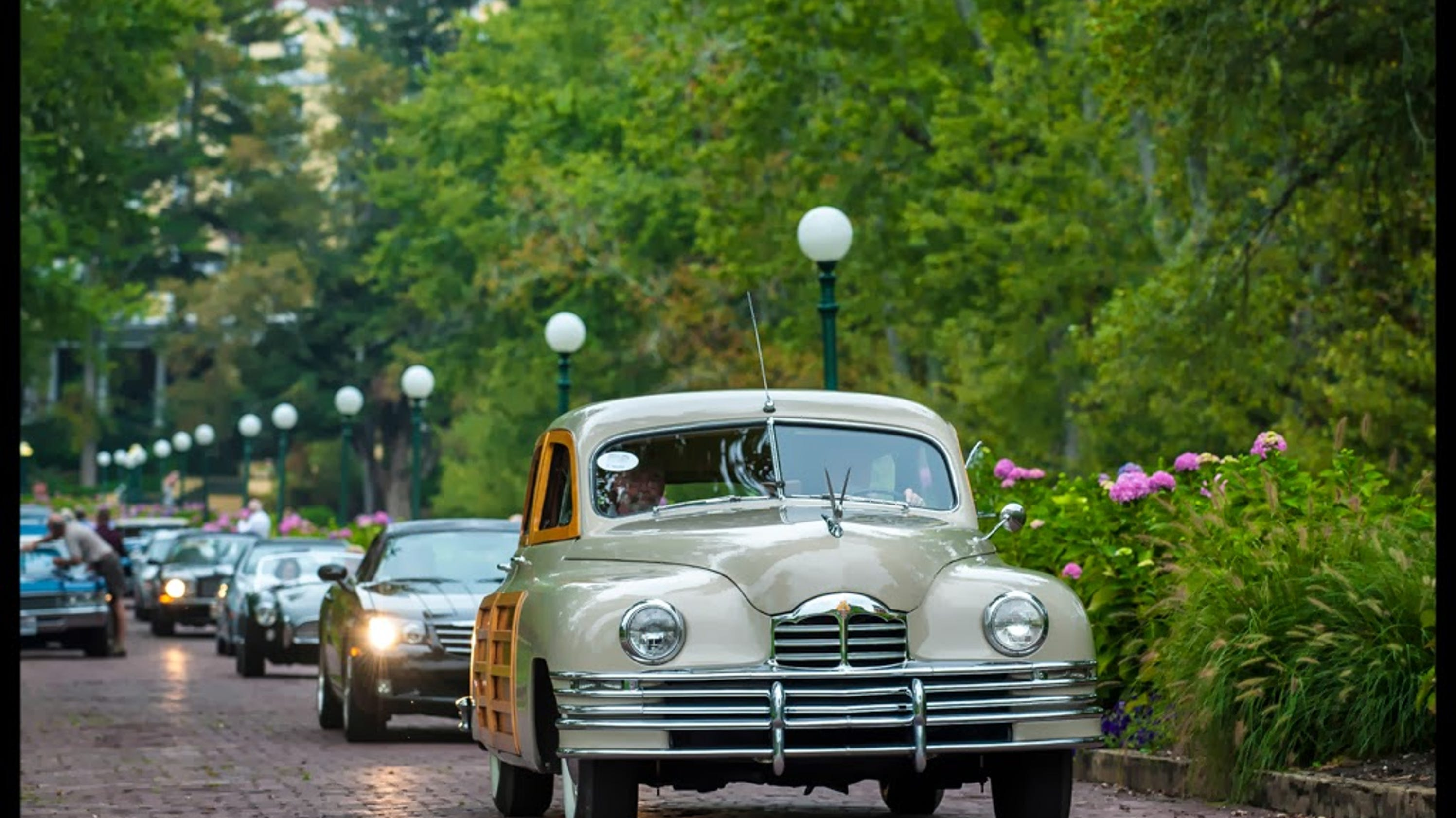 Autos: Classic cars will shine at French Lick\'s Concours d\'Elegance