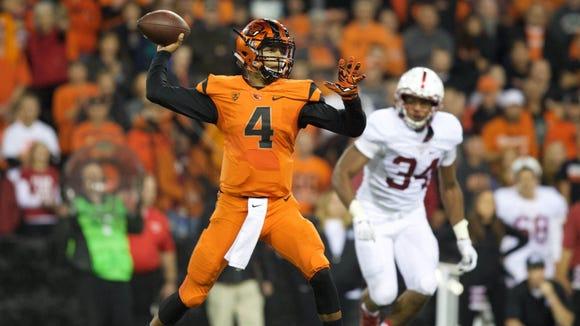 Freshman quarterback Seth Collins was more effective as a runner than a passer this season.
