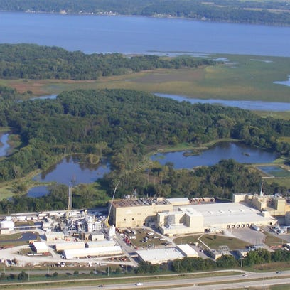 The Climax Molybdenum plant in Fort Madison employs