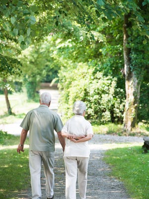 New research shows that simple physical activity — mostly walking — helped high-risk seniors stay mobile after disability-inducing ailments.